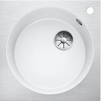 Blanco Artago 6-IF/A SteelFrame weiß + Handbetätigung + InFino