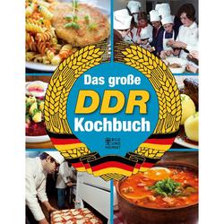 Das große DDR-Kochbuch - Kochbücher
