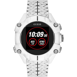 GUESS CONNECT REX, C3001G4 Smartwatch (Wear OS by Google)