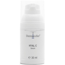 Dermaroller Gesichtspflege Hyal C Serum