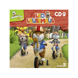 Leo Lausemaus - Lausemaus: Hörspiel 9 (CD)