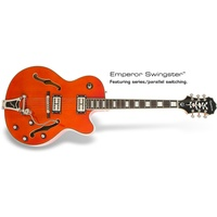 Epiphone Emperor Swingster SOR sunrise orange