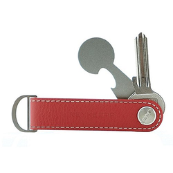Keykeepa Loop Schlüsselorganizer - race red