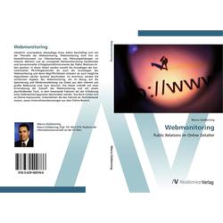Webmonitoring als Buch von Marco Güldenring