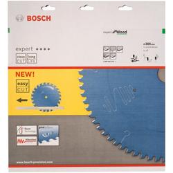 BOSCH Kreissägeblatt Kreissägeblatt Expert for Wood, 305 x 30 x 2,4 mm, 72