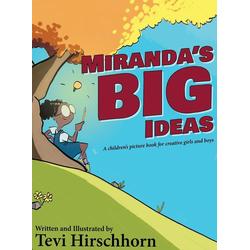 Miranda's Big Ideas als Buch von Tevi Hirschhorn