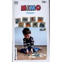 Voggenreiter Memo Ocean (Kinderspiel)