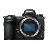Nikon Z6 + 35mm S + FTZ Objektivadapter