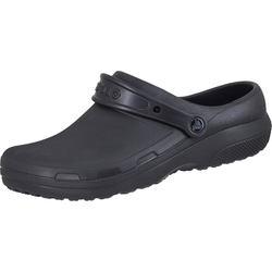 Crocs Gartenschuh Specialist II Clog, schwarz, grau schwarz 41/42