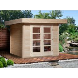 weka Gartenhaus Chill-Out Gr.3, BxT: 356x375 cm