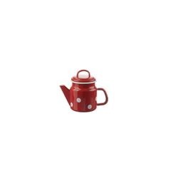 Neuetischkultur Teekanne Teekanne Retro, Teekanne rot