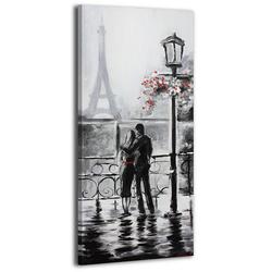 YS-Art Gemälde Nach dem Regen 085