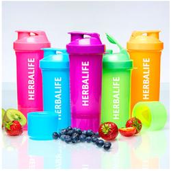 Herbalife Neon Shaker