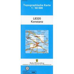 Konstanz 1 : 50 000