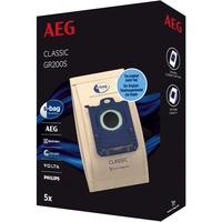 AEG GR200S 5x Staubsaugerbeutel für Bodenstaubsauger (Beschreibung)