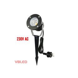 VBLED LED Gartenstrahler LED Gartenstrahler 10W 230V