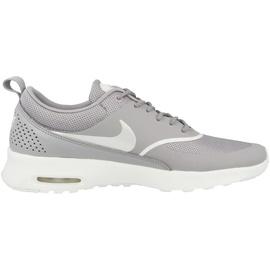Nike Wmns Air Max Thea grey-white/ white, 37.5