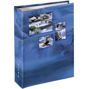 Hama Minimax-Album Singo, für 100 Fotos im Format 10x15 cm, Aqua