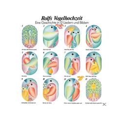 Rolf Zuckowski - Rolfs Vogelhochzeit (Vinyl)