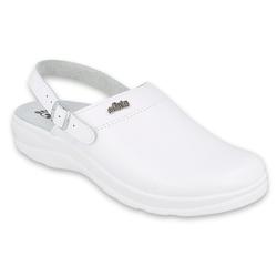Dr. Orto Medizinische Schuhe (Arzt-Clogs) Clog Praxis-Schuhe, Ärzte Clogs, Gesundheitsschuhe, Präventivschuhe 42