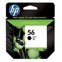 HP 56 schwarz C6656AE