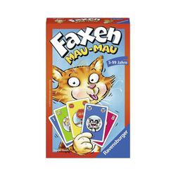 Ravensburger Spiel, Faxen Mau-Mau