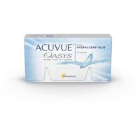 Acuvue Oasys for Astigmatism 2-Wochenlinsen weich, 12 Stück / BC 8.6 mm / DIA / CYL -2.25 / Achse 180 / -3.5 Dioptrien