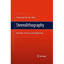 Stereolithography - Buch