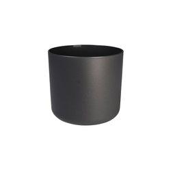 Elho Übertopf b.for soft Blumentopf rund div.Farben & Größen grau Ø 22 cm