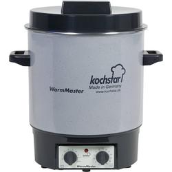 Weck Einmachglas Kochstar Einkochautomat WarmMaster S / Einkochtopf / Einkocher m. Uhr 24118
