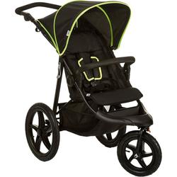 Hauck Kinder-Buggy Buggy Runner, black/neon yellow gelb
