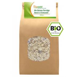 BIO Quinoa Porridge - Beeren & Erdmandel 800g