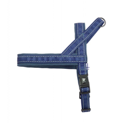 Hurtta Casual Hundegeschirr blau, 80 cm