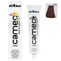 Cameo Color Haarfarbe 5/71 hellbraun braun-asch 60 ml