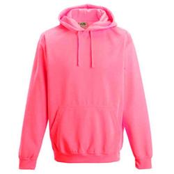 Neon Hoodie | Just Hoods neonpink S