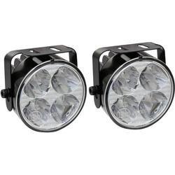 Devil Eyes 610759 Tagfahrlicht LED (Ø x T) 70mm x 53mm