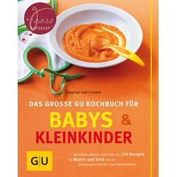 GU Das große Kochbuch für Babys und Kleinkinder