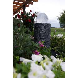 Ubbink Gartenbrunnen Las Palmas, 20 cm Breite, Wasserbecken BxT: 68x68 cm