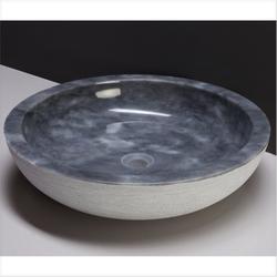 Waschbecken Naturstein VERONA XL (50 cm) Marmor, 100066