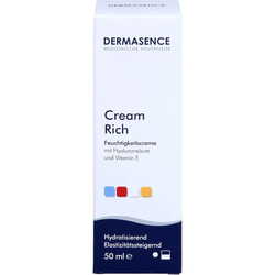 DERMASENCE Cream rich 50 ml