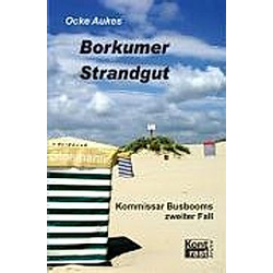 Borkumer Strandgut. Ocke Aukes  - Buch
