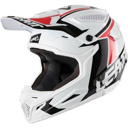 Leatt GPX 4.5 V20 Helmet, black-white, Größe M