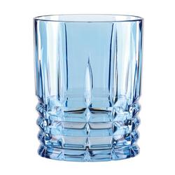 Nachtmann Tumbler-Glas Highland Aqua 345 ml, Kristallglas weiß