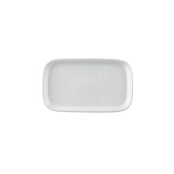 Thomas Porzellan Servier-Set Trend Weiß Milch-/Zucker-Tablett, Porzellan, (1-tlg)