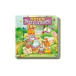 Oster-Puzzlebuch - Buch