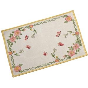 """Villeroy und Boch Spring Fantasy Gobelin Platzset """"New Flowers"""", 32 x 48 cm, Baumwolle/Polyester, Bunt"""