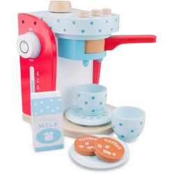 New Classic Toys® Kinder-Kaffeemaschine Bon Appetit - Kaffeemaschine blau-weiß