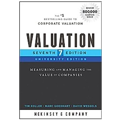 Valuation. null McKinsey & Company Inc.  - Buch