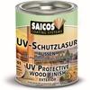 SAICOS UV-Schutz Lasur, farblos, UV-Langzeitschutz gegen Vergrauung und Vergilbung des Holzes, 750 ml - Dose