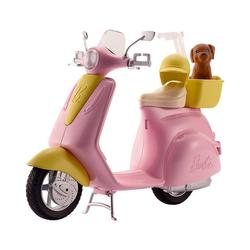 Mattel® Anziehpuppe Barbie Motorroller